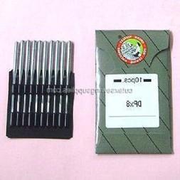 10 Organ 134LR 135X6 135X8 135X8LR Leather Point Sewing Mach
