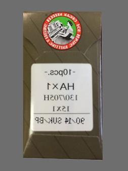 100 90/14 BP BALL POINT ORGAN FLAT SHANK 15X1 HAX1 130/705 H