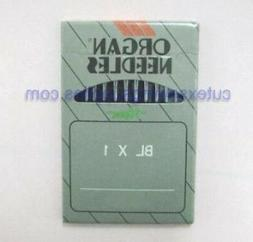 10 ORGAN BLX1 Overlock Serger Sewing Needles Babylock