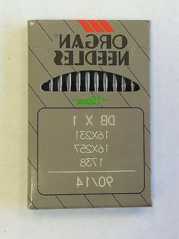 30 ORGAN DBX1 16X257 16X231 1738 INDUSTRIAL LOCKSTITCH SEWIN