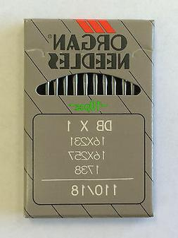 10 ORGAN DBX1 16X257 16X231 INDUSTRIAL LOCKSTITCH SEWING NEE