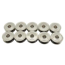 Cutex Brand 10 Metal Bobbins for Kenmore, White Sewing Machi