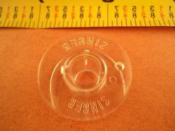 10 Original Plastic Bobbins many Singer Home sewing machines