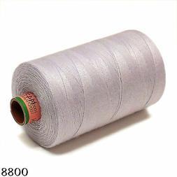Amann 100% Polyester CoreSpun Sewing Thread Saba 80 1000M Co