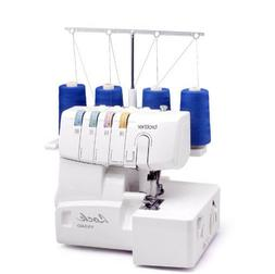 Brother 1034D 3 or 4 Thread Serger with Easy Lay In Threadin