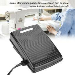 110V/220V Sewing Machine Foot Controller Pedal with Cord EU/