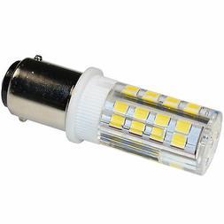 110V LED Light Bulb BA15d Double Contact Bayonet Base for Si