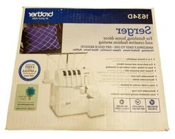 Brother 1634D 3 or 4 Thread Capability Serger NEW SEALED