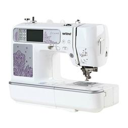 220V New Brother NV950 Sewing and Embroidery Machine, 40L x