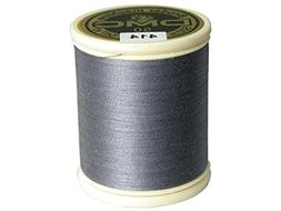 DMC 237A-50414 Cotton Embroidery Thread 50WT 547Yds Dark ste