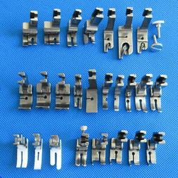 25x/Set Presser Foot For JUKI DDL-5550 8500 8700 9000 Indust