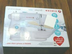Singer 3337 Simple 29-stitch Sewing Machine NEW in Box! Ship