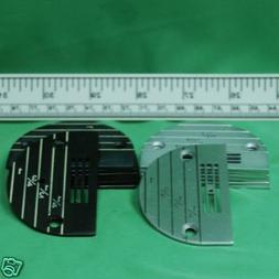 4~INDUSTRIAL SEWING~regalur~NEEDLE PLATE~#147150LG~Taiwan