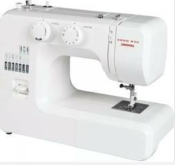 JANOME 41012 Portable Mechanical Sewing Machine + BONUS CARR