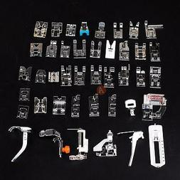 42pcs Domestic Sewing Machine Presser Foot Accessories for B