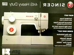 Singer 44S Heavy Duty Sewing Machine with 23 BuiltIn Stitche