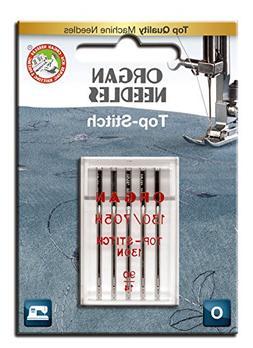Organ Needles 4964832910684 Topstitch Needles