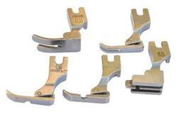 5 Presser Feet for Juki Industrial Sewing Machine