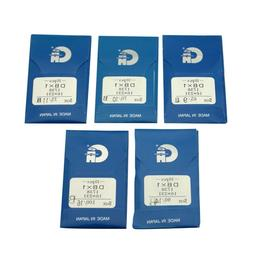 50 Industrial Sewing Machine Needles For Juki DDL-5550, DDL-
