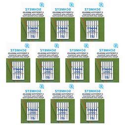 50 Schmetz Topstitch Sewing Machine Needles - size90/14 -