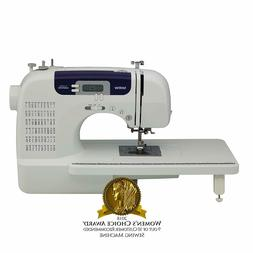 Brother 60-Stitch CS6000i Computerized Sewing Machine
