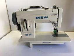 WSM 607  --  Portable Walking Foot Machine