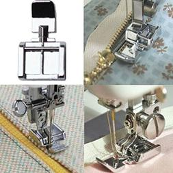 HONEYSEW 7306 Zipper Foot 2 Sides For Sewing Machine Brother