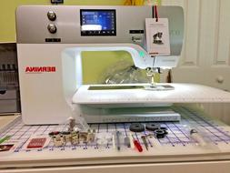 Bernina 740 Sewing/Quilting Machine 2018 model- NEVER USED-B
