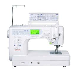 Janome 7700 QCP Sewing and Quilting Machine