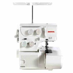 Janome 8002D Overlock Serger Machine with Bonus Bundle