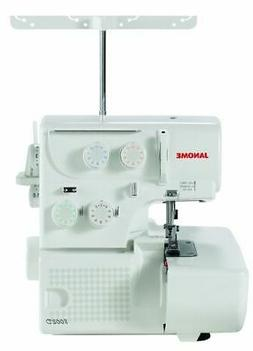 Janome 8002D Serger Overlock Machine - New in Box with FULL