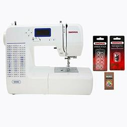 Janome 8050 Computerized Sewing Machine - W/ Bonus Accessori