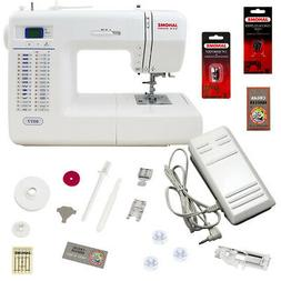 Janome 8077 Computerized Sewing Machine // Includes Exclusiv