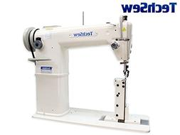 TechSew 810 Post Bed Industrial Sewing Machine with Assemble