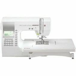 Brand New Singer 9960 Quantum Stylist Computerized Sewing Ma