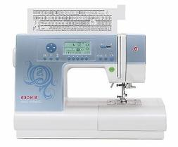 9980 Quantum Stylist 820-Stitch Computerized Sewing Machine