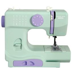 Janome Mystical Mint Basic, Easy-to-Use, 10-Stitch Portable,