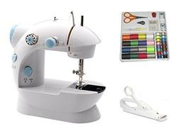 Michley Lil' Sew & Sew LSS-202 Combo Mini Sewing Machine, El