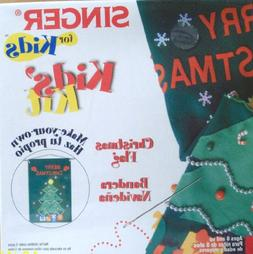 Singer For Kids, Kids' Kit: Christmas Flag by Singer Sewing