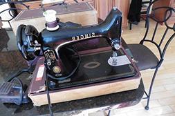 Vintage Singer 99- Portable Electric Sewing Machine RF 4-8 S