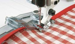 Adjustable Bias Binder Foot Viking Husqvarna Sewing Machine