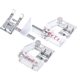Maxdot 3 Pieces Adjustable Guide Pressure Foot for Most Low