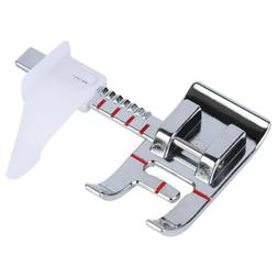 Adjustable Guide Sewing Machine Presser Foot Ruler for Broth
