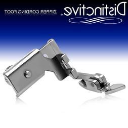 Distinctive Adjustable Zipper Piping Cording Sewing Machine