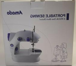 amado portable sewing double speed lightweight adjustable