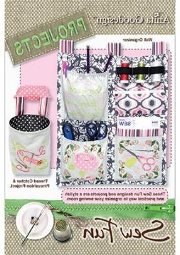 Anita Goodesign Embroidery Machine Design CD SEW FUN