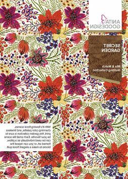 Anita Goodesign Secret Garden 319AGHD