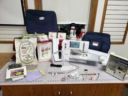 Bernina Artista 200  Sewing/Embroidery, Fully gone over/serv