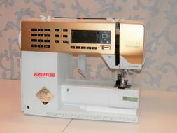 BERNINA B530 LIMITED EDITION GOLD SEWING & QUILTING MACHINE