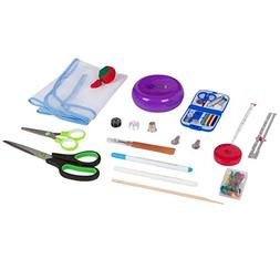 Anyone Can Sew Premium Beginner Sewing Kit With Travel Mendi